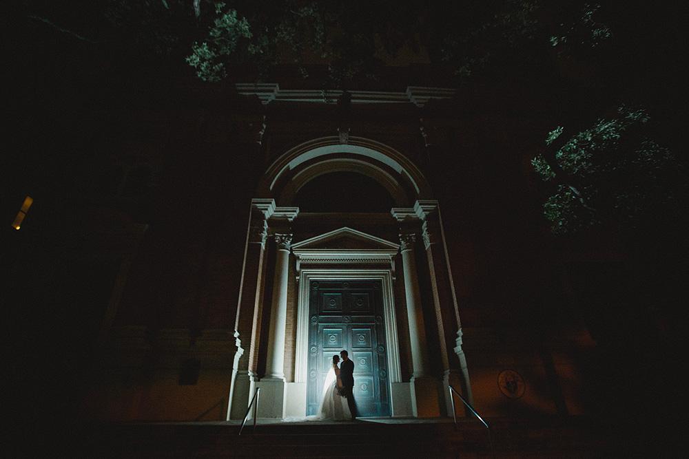 Mater Dolorosa New Orleans Wedding