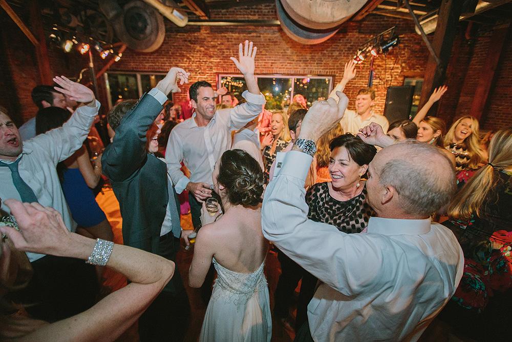 wedding nashville cannery ballroom