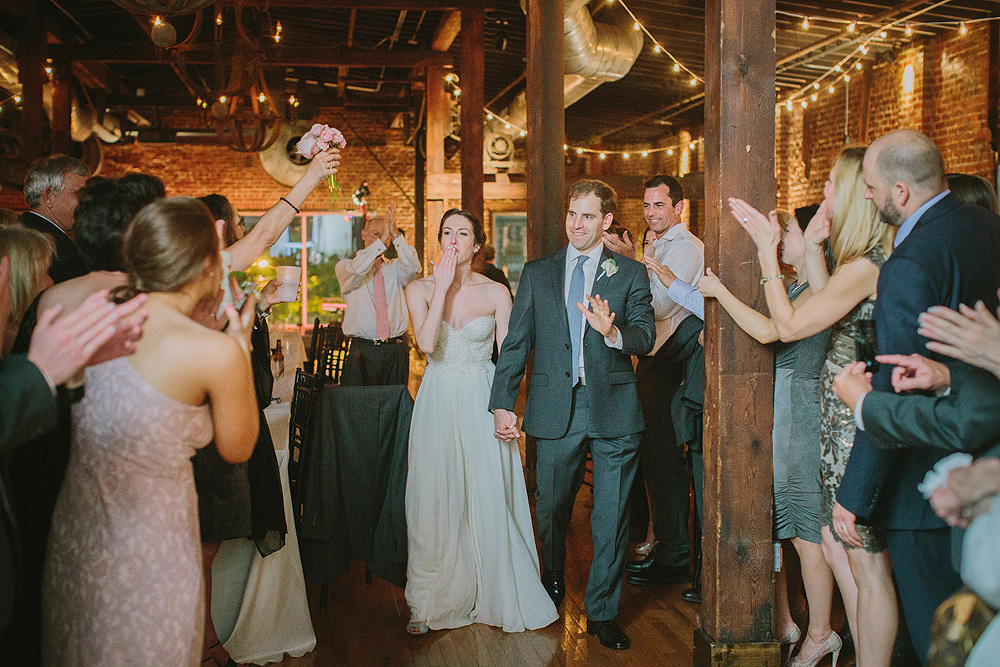 wedding nashville The Cannery