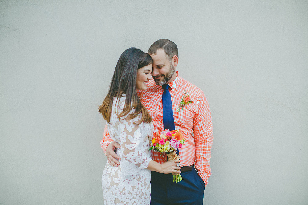 New Orleans French Quarter Elopement photo