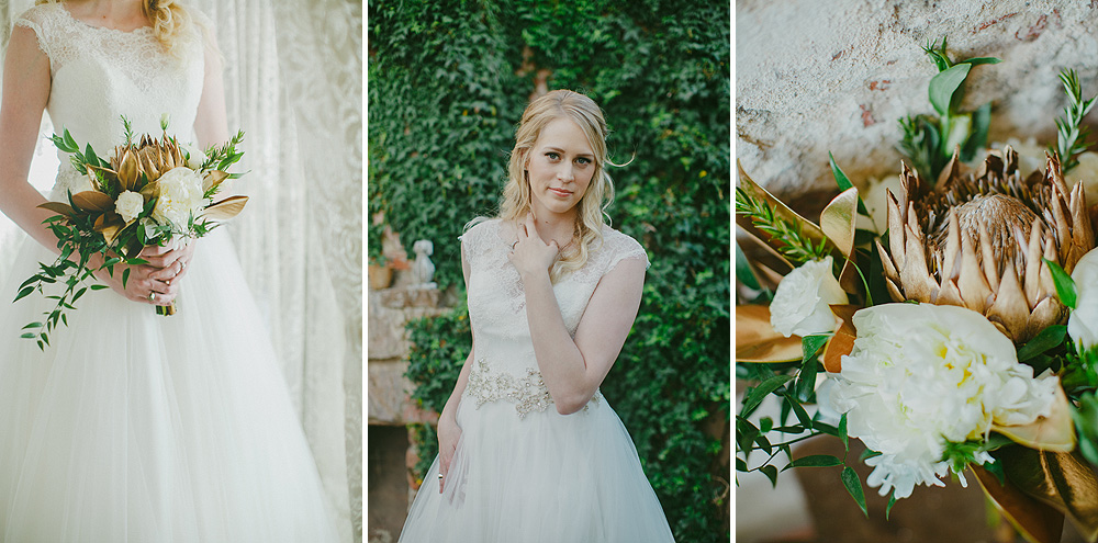 race and religious bridal photoshoot