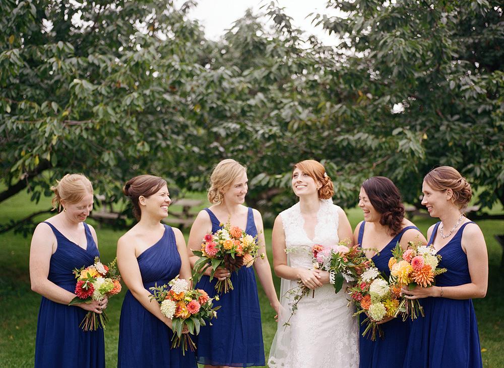 new york bridesmaids