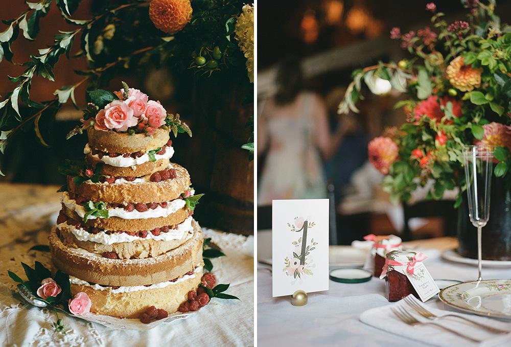 Hurd Orchards Wedding Details