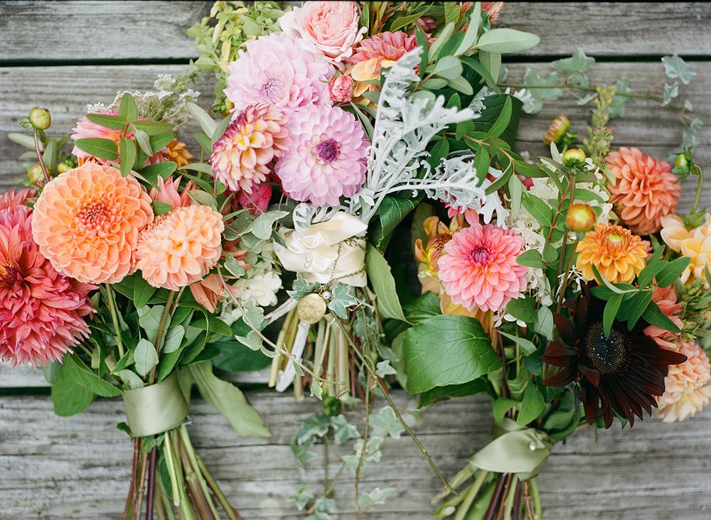 hurd orchrads wedding flowers