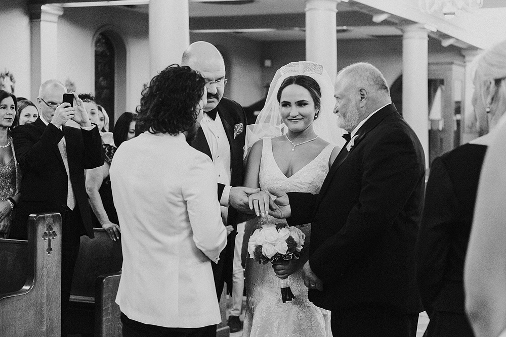St. Louis Cathedral Wedding New Orleans