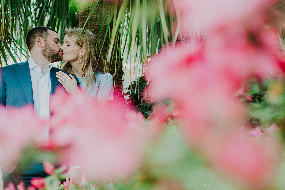 french quarter new orleans engagement photos