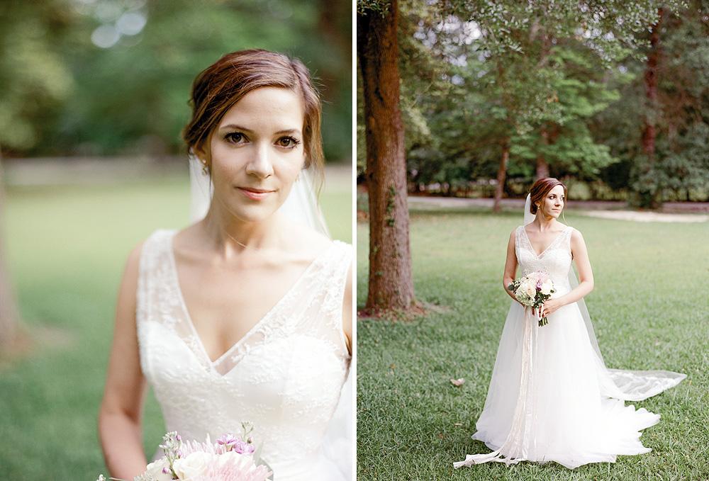 New Orleans Film Bridal Photographs