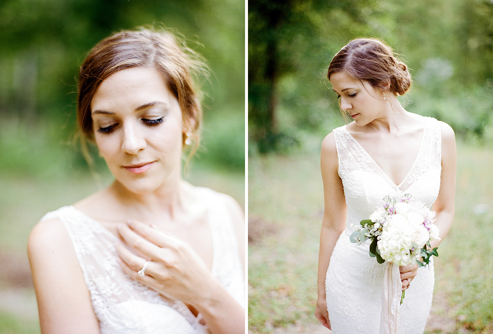 New Orleans Film Bridal Photography