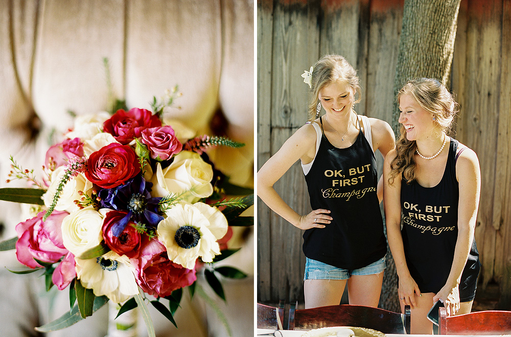 Film Wedding Photographer Oklahoma