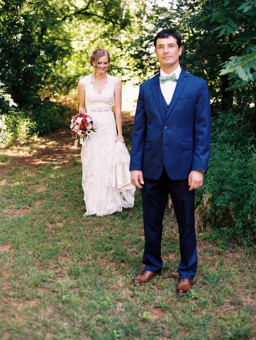 Barn At The Woods Wedding Oklahoma