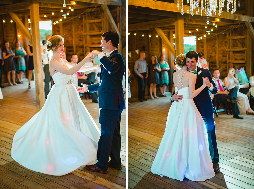 Barn At The Woods Wedding Edmond Oklahoma