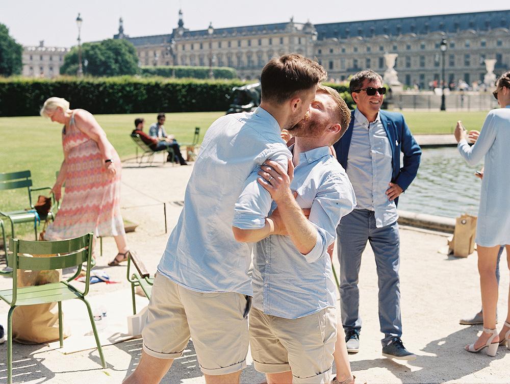 Film Wedding Photography Paris