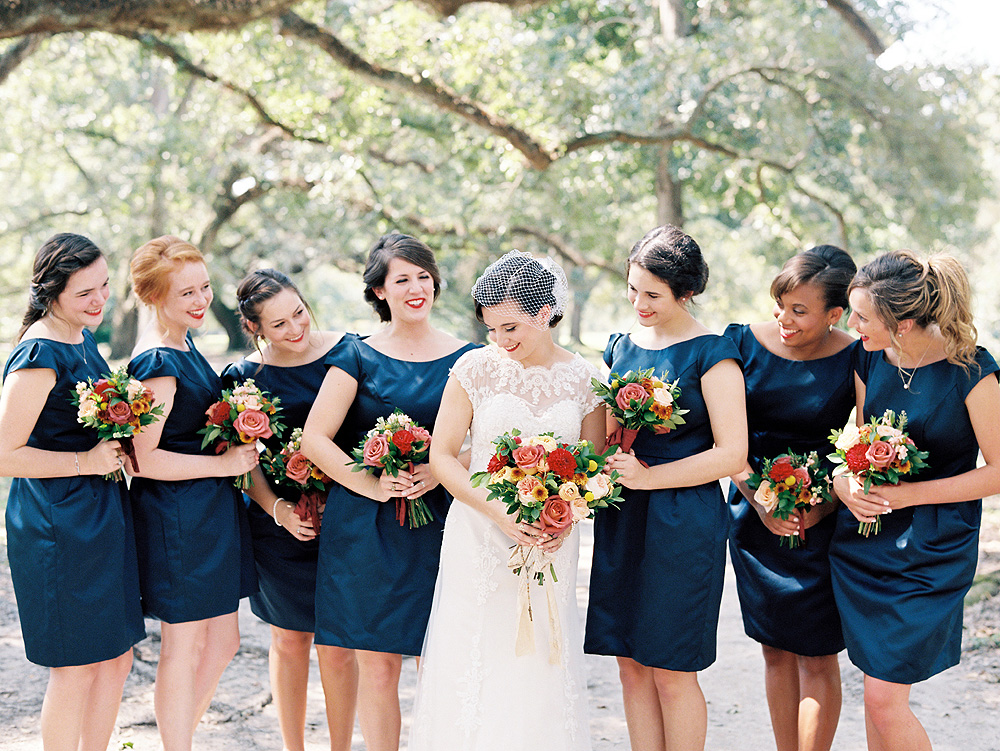 Audubon Park Wedding New Orleans