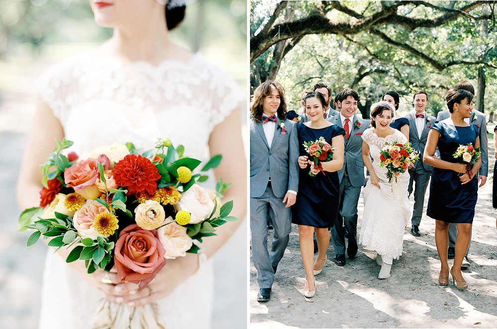 New Orleans Film Wedding Photographer