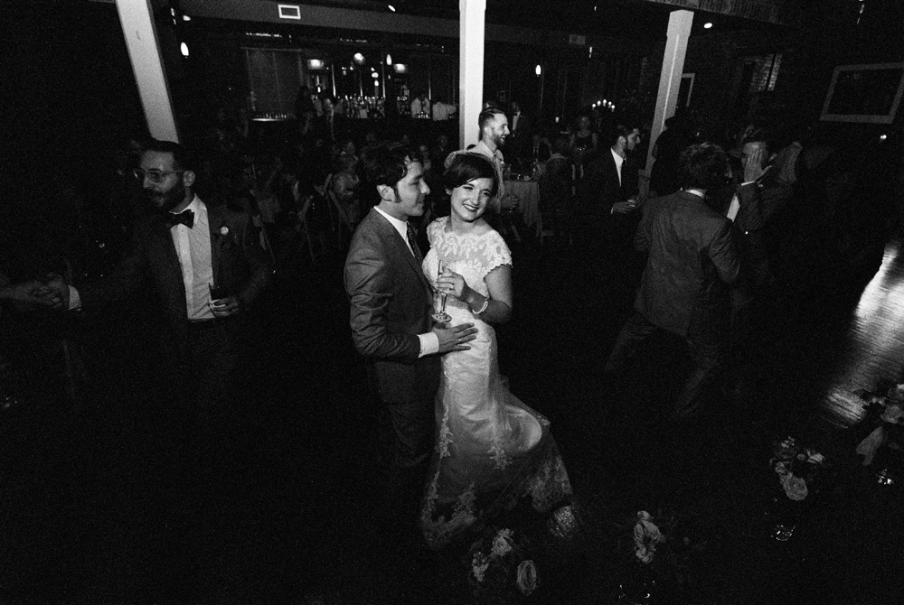 Rosy's Jazz Hall Wedding New Orleans
