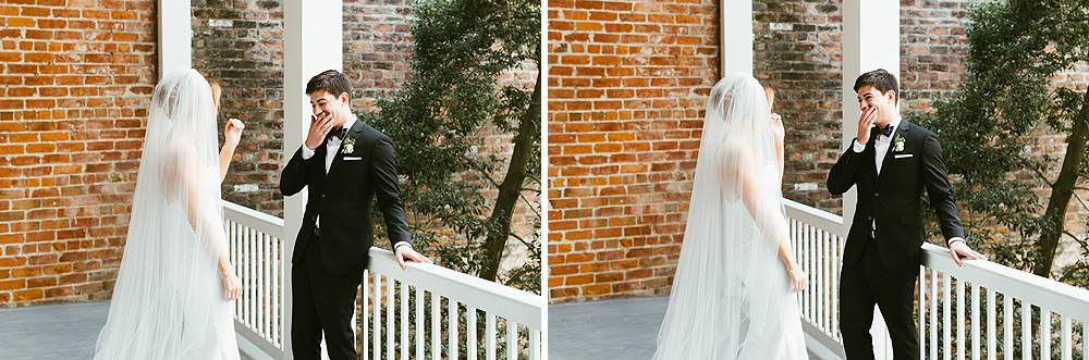 Chateau LeMoyne Wedding New Orleans