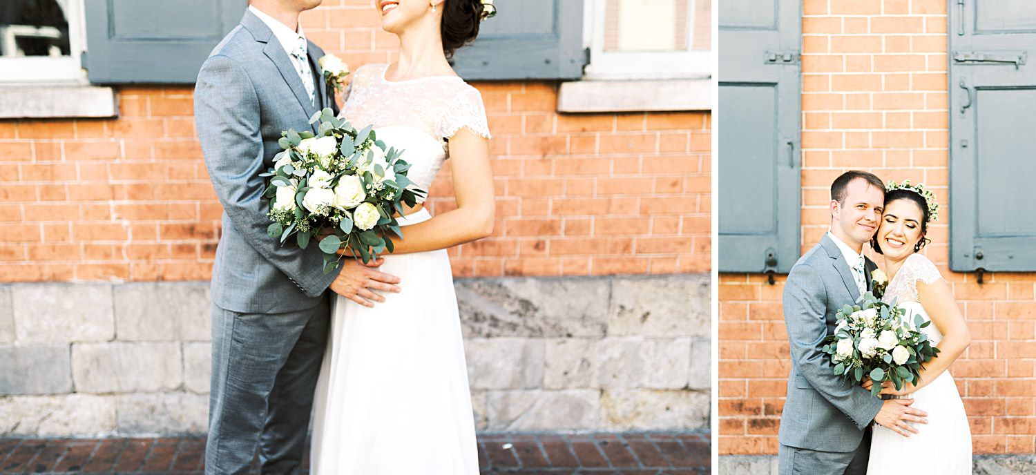 French Quarter Wedding Photos