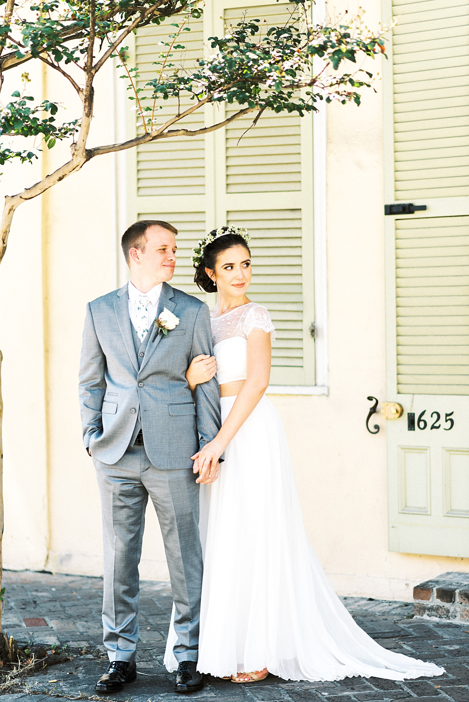 Napoleon House New Orleans Wedding