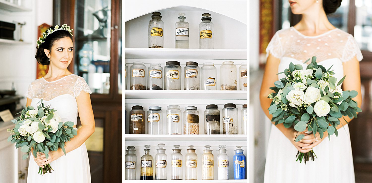 Pharmacy Museum Wedding