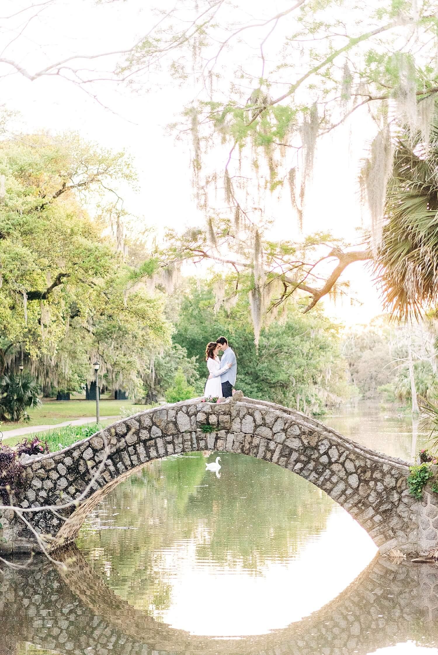 New Orleans City Park Wedding Photos