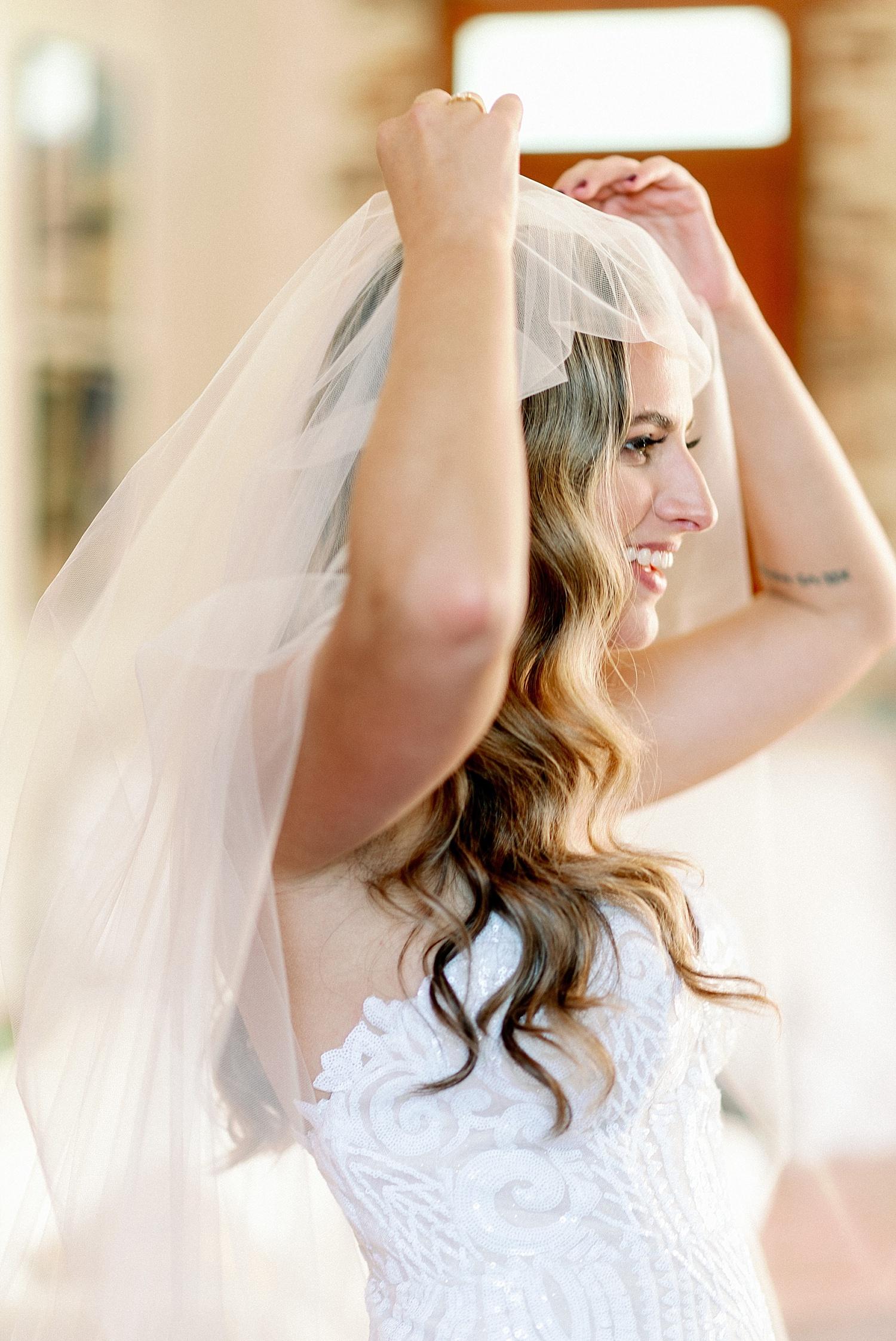 Race and Religious Wedding Bride