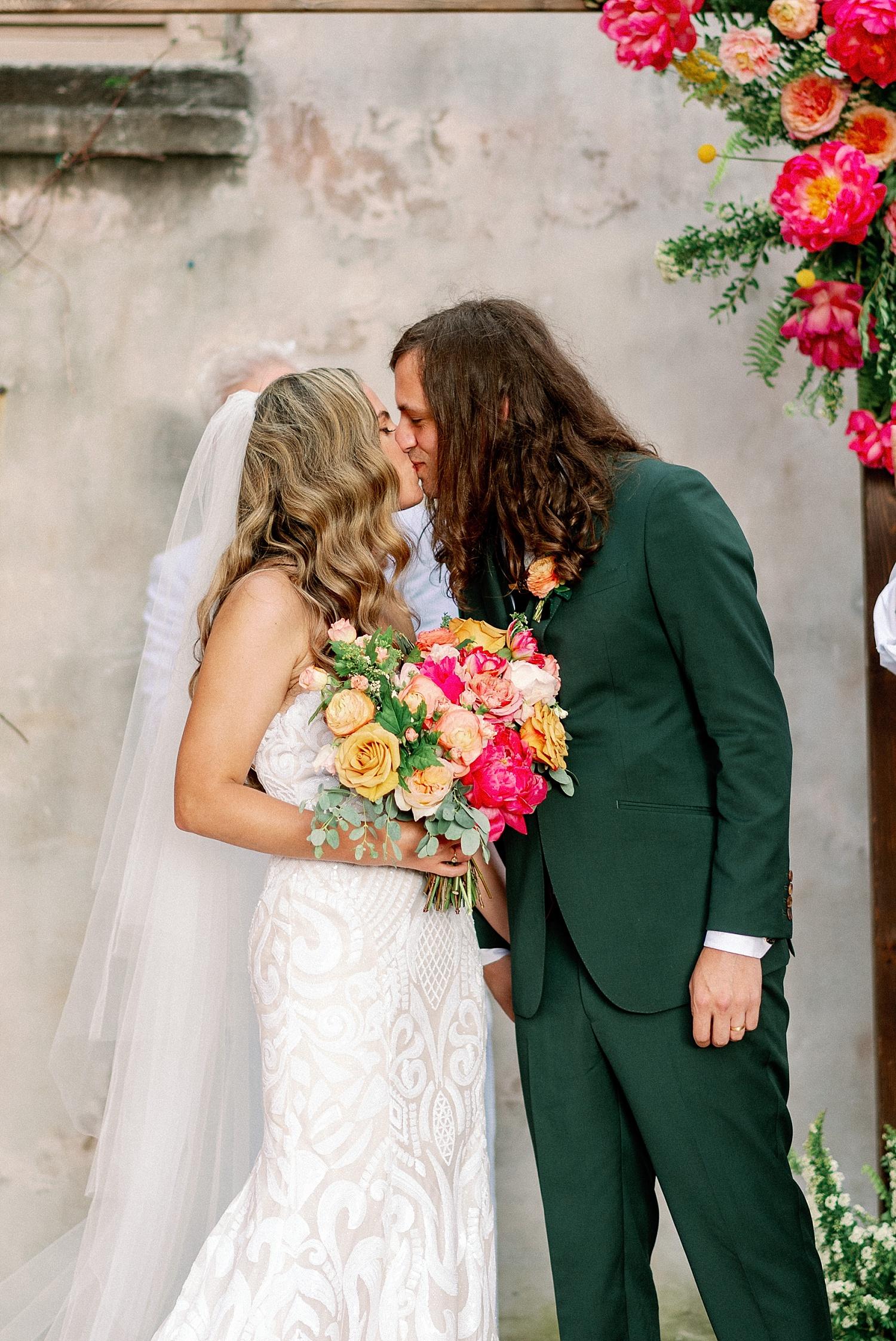 Race and Religious Wedding Ceremony