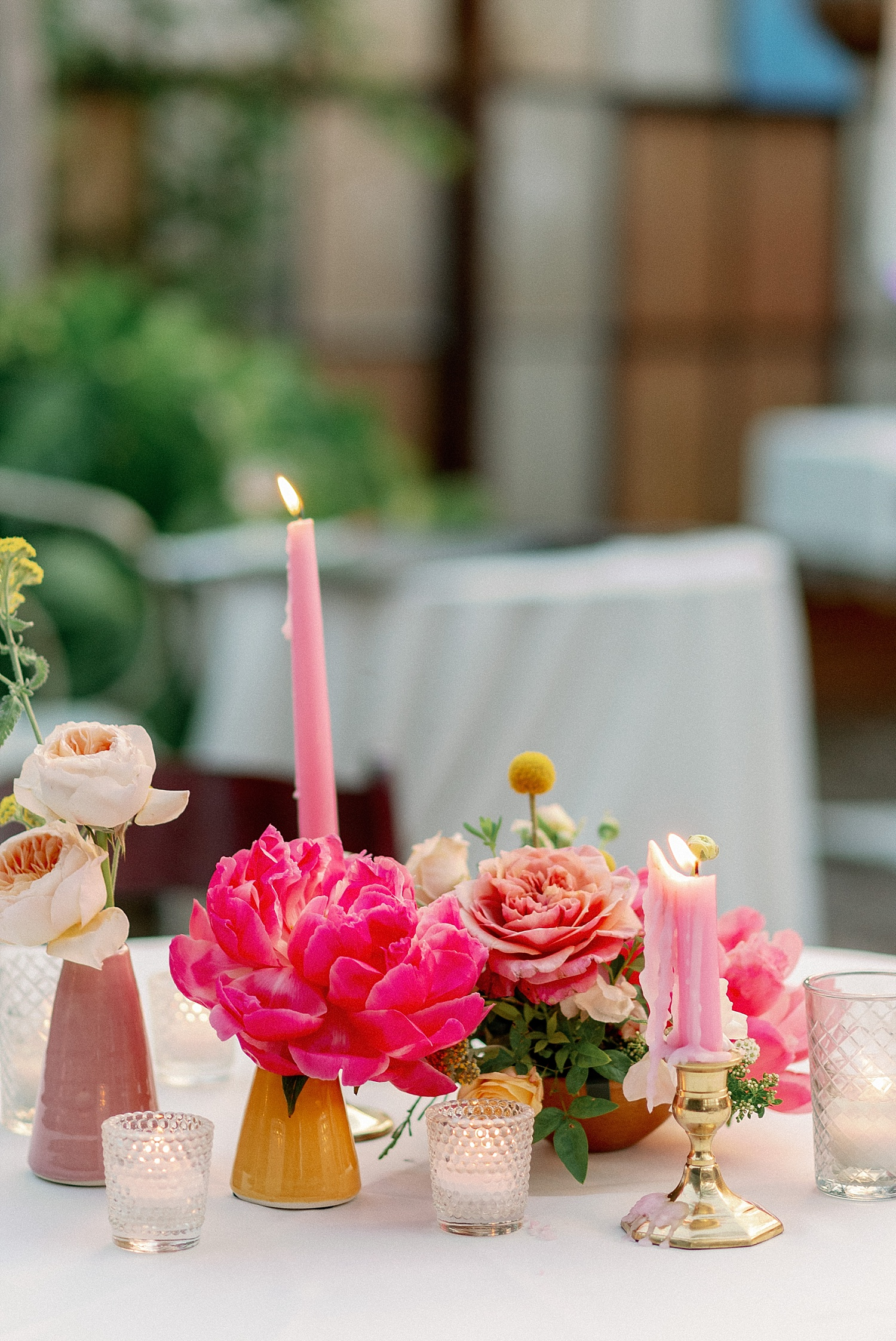 Race and Religious Wedding Flowers