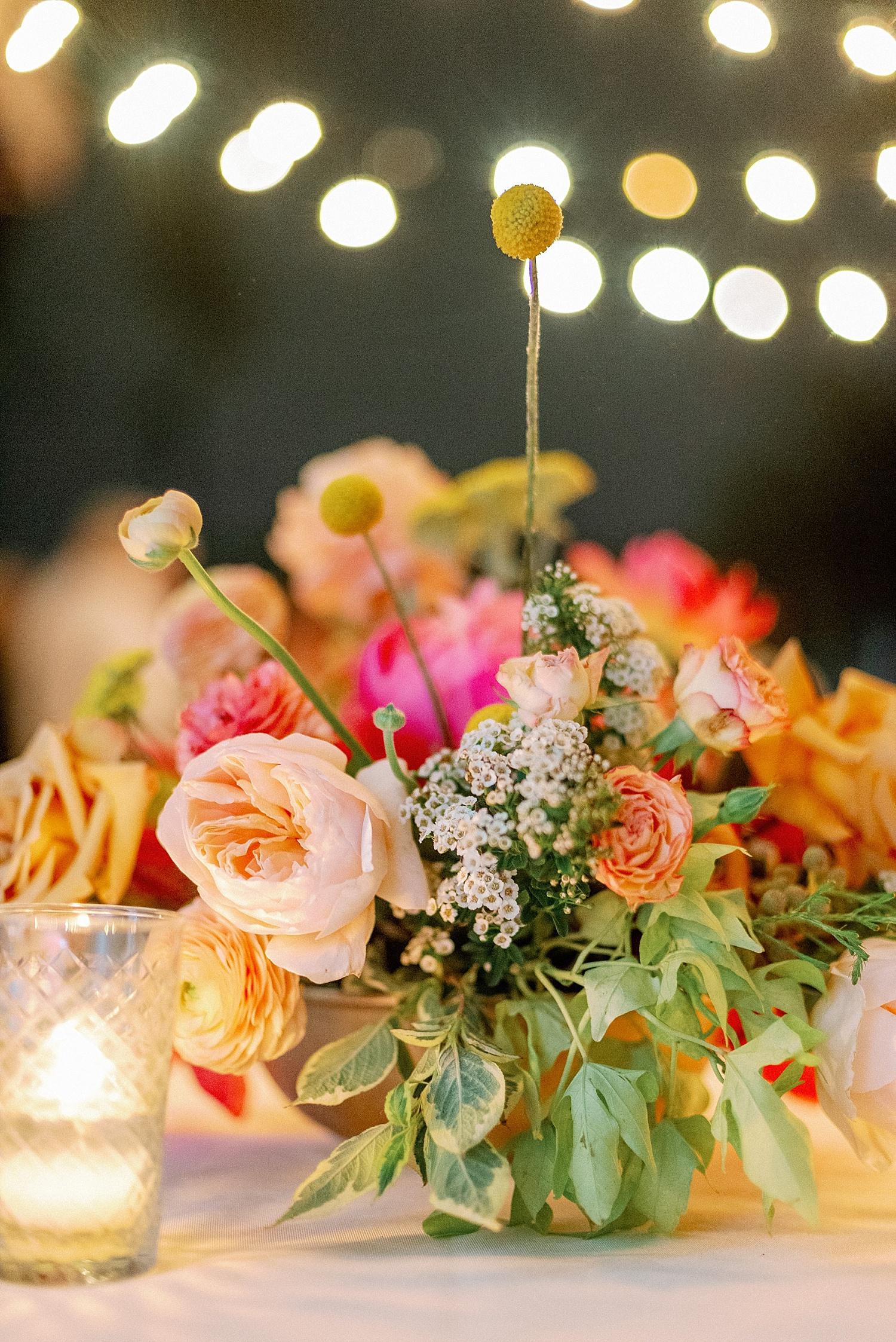 Doris Ione Wedding Flowers